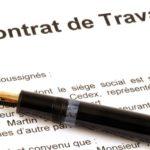 Offre de contrat de travail