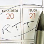Perte de salaire et RTT