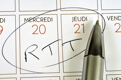 Sans accord collectif, un salarié ne peut subir de perte de salaire par la prise de jours de RTT.