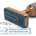 sanction disciplinaire et règlement intérieur