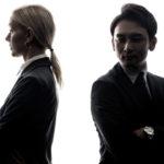 rupture amoureuse entre deux collègues de travail